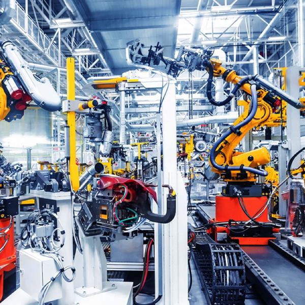 Componenti per l'automazione industriale: cosa sono?