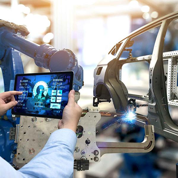 Automazione industriale ed il supporto dell'IoT